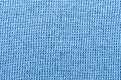 Bluefabric als achtergrond royalty-vrije stock foto