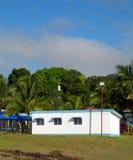 Bluefields rurali dell'aeroporto della Nicaragua Immagini Stock Libere da Diritti