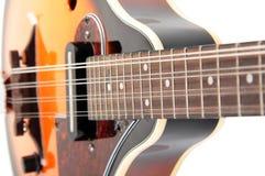 Bluegrass de mandoline Images libres de droits