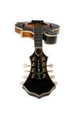 Bluegrass Mandolin. Isolated on White Background Stock Photos