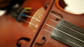 Bluegrass violin playing Royalty Free Stock Photos