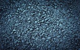 Blueish asphalt texture Royalty Free Stock Image