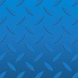 Blueish metallic floor Stock Photos