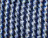 Bluejean cloth texture Royalty Free Stock Photos