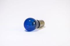 BlueLamp. Tools bright illuminate glow shine Stock Images