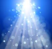 Bluelight Imagen de archivo libre de regalías