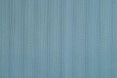 Bluemarine fabric background stripy closeup Royalty Free Stock Photo