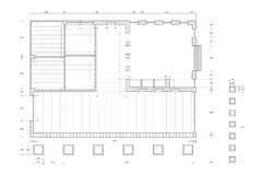 blueprint белизна Стоковое фото RF