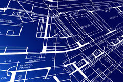 Blueprint Stock Images