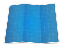 Blueprint stock illustration