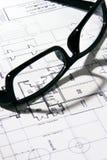 The Blueprint Stock Photo