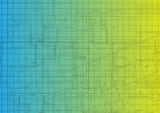 Blueprint background Stock Photo