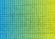 Blueprint background. Minimal happy blueprint  for your text Stock Photo