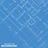 Blueprint Best Architecture Background Royalty Free Stock Photos