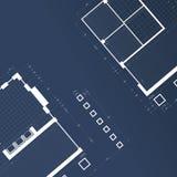 Blueprint concept Stock Images