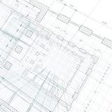 Blueprint concept Royalty Free Stock Photos