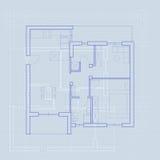 Blueprint royalty free illustration