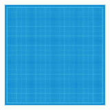 Blueprint paper. Royalty Free Stock Photo