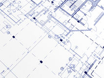 Blueprints. Technical cad documentation architectural background