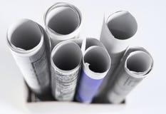 Blueprints series Royalty Free Stock Photo