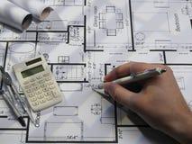 Blueprints series Stock Photo