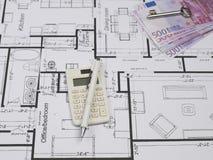 Blueprints series Stock Photos