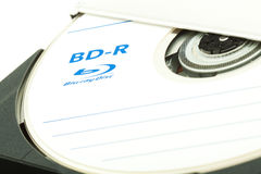 Blueray Disc Stock Photos