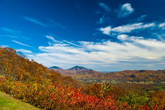 Blueridge Landscape Stock Images