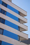 Blues and Angles Stock Photo