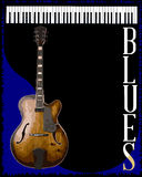 Blues Club Stock Photo