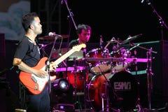 Blues festival Stock Photo