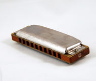 Blues harp Royalty Free Stock Photo