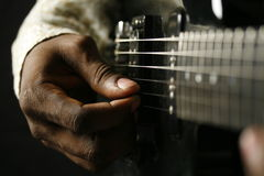 Blues Man royalty free stock photos