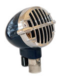 Blues mic. Legendary blues harp (harmonica) microphone. It is one of the favorites of blues harmonica players Royalty Free Stock Photography