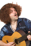 blues singing στοκ εικόνα με δικαίωμα ελεύθερης χρήσης