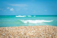 BlueSea White sand beach Chaweng Beach, Koh Samui, Thailand Stock Photo