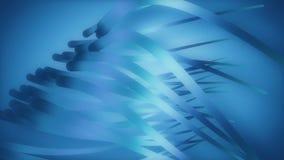 Bluesters //1080p抽象有机录影背景圈 向量例证