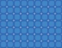 bluesville减速火箭的正方形星形 图库摄影