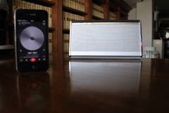 Bluetooth audio and phone Royalty Free Stock Photos