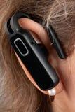 Bluetooth Freisprech Lizenzfreies Stockbild