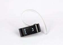 Bluetooth hörlurar med mikrofon Royaltyfria Foton