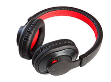 Bluetooth headphones Royalty Free Stock Image