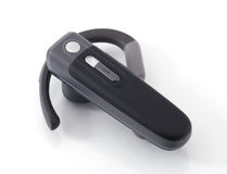 Bluetooth headset Royalty Free Stock Image