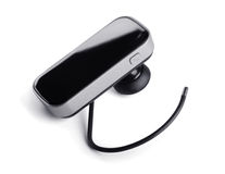 Bluetooth headset Stock Images