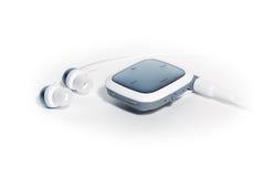 bluetooth słuchawki Zdjęcie Royalty Free