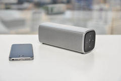 Bluetooth Speaker c Royalty Free Stock Photography