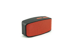 Bluetooth Speaker. On white background Royalty Free Stock Images