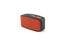 Bluetooth Speaker. On white background Stock Photo