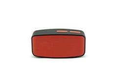 Bluetooth Speaker. On white background Stock Image