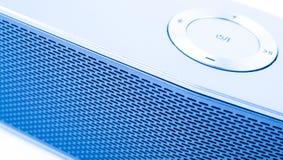 Bluetooth wireless speaker Stock Photos